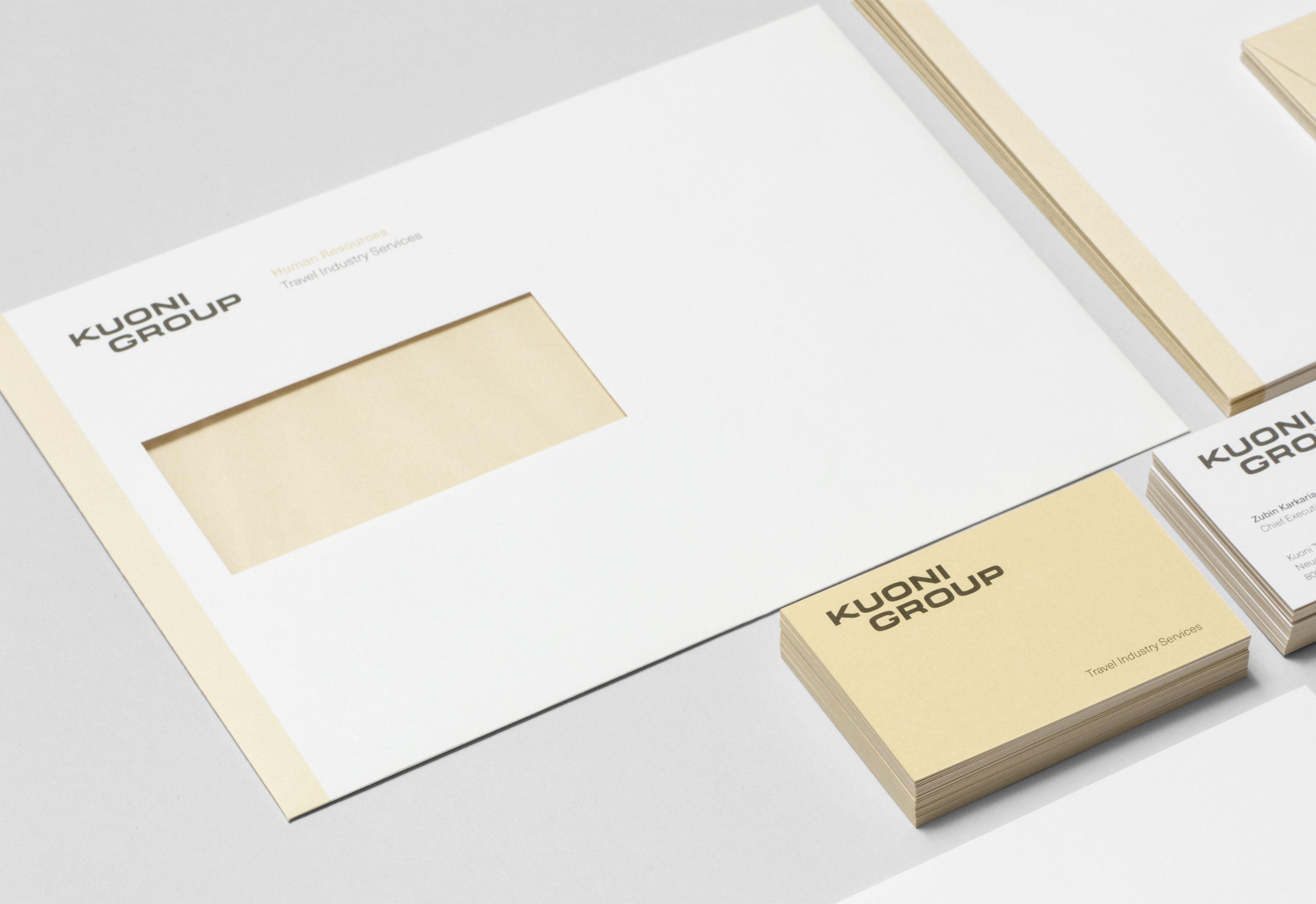 Branding Kuoni Group