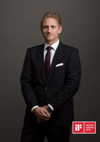 Kuoni Group Annual Report Geschäftsbericht Portrait Konzernleitung Ivan Walter
