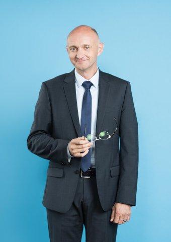 PUBLICA Geschäftsbericht 2014 Conrad Schranz