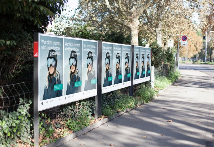BFU Plakate