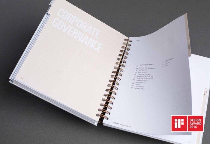 Kuoni Group Annual Report Geschäftsbericht Opener Seite