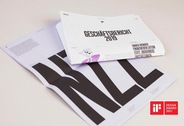 iF Design Award Noord NZZ GB