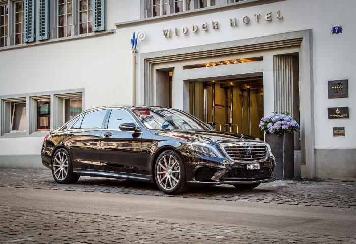Dursun Hotel Widder Limousine Service