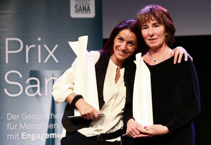 Fondation Sana Prix Sana Preisverleihung