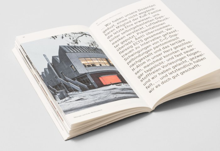 HKB Hochschule der Künste Bern Editorial Design Buch