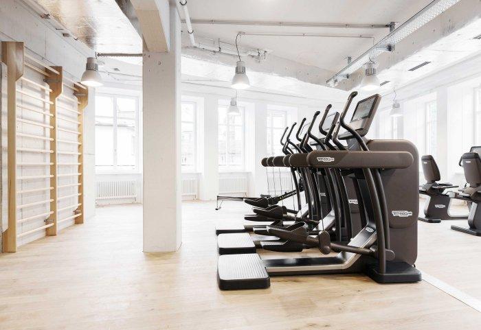 Responsive Webdesign INDIGO Fitness Club Bildkonzept
