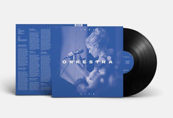 "Jael Orkestra Vinyl Album 12"""