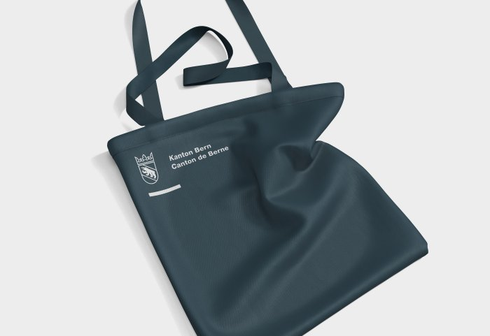 Kanton Bern Corporate Design Bag