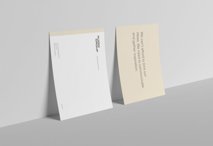 Greeting Cards Corporate Design