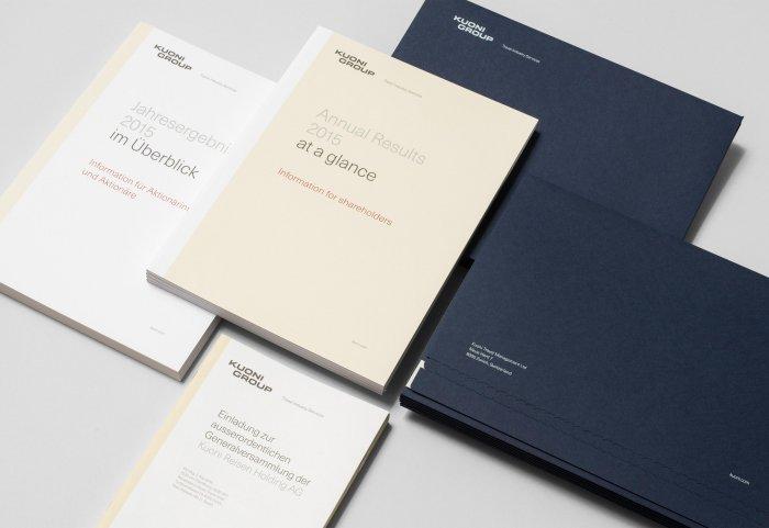 Annual Report Kurzbericht und Einladung