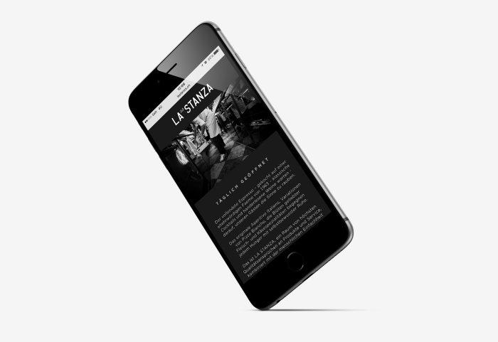 La Stanza Webdesign