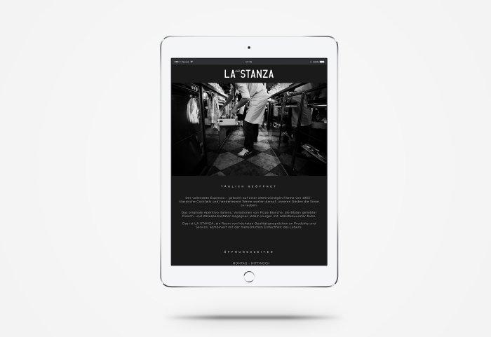 Lastanza Responsive Website