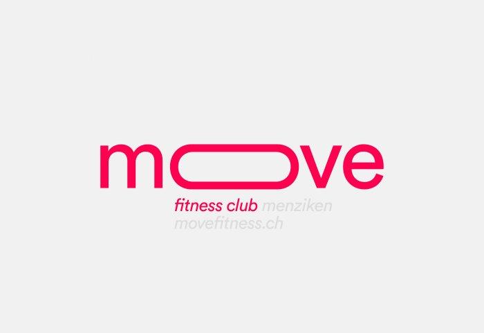Move Fitness Club Logo