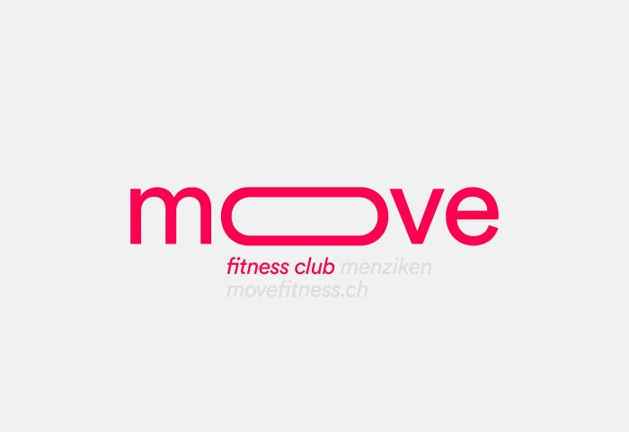Move Fitness Club Logo