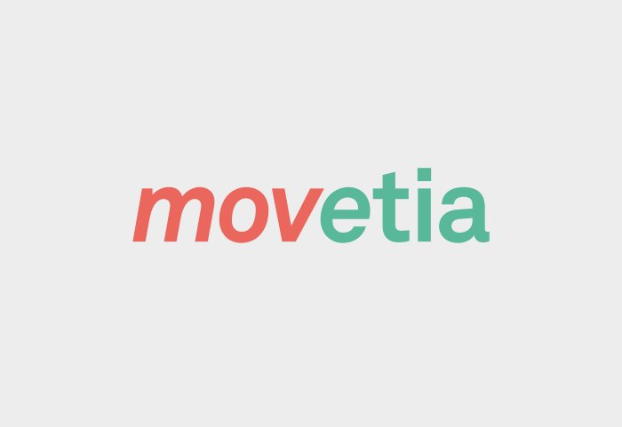 Movetia Corporate Design Logo