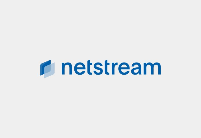 Netstream Branding Logo