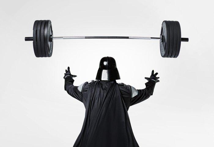 Darth Vader INDIGO Fitness