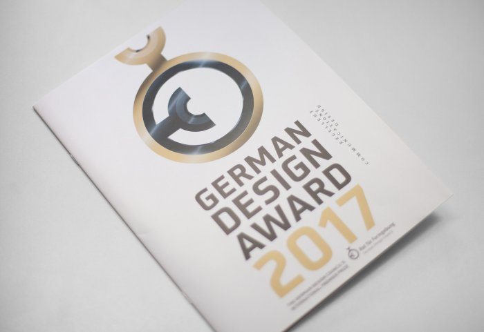 German Design Award 2017 – Excellent Communication Design