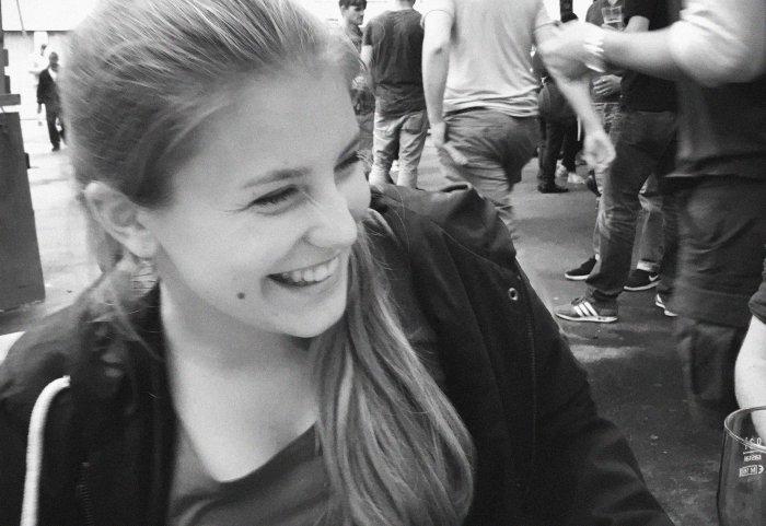 Lea Tschirren als Praktikantin bei Noord