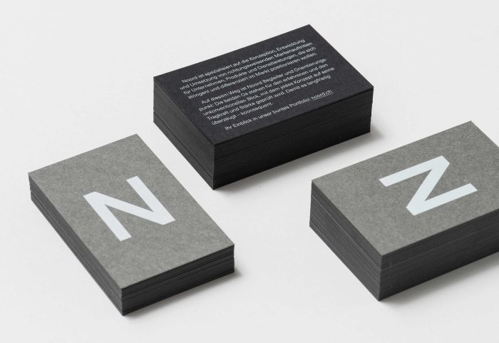 Noord Corporate Identity Graphic Design