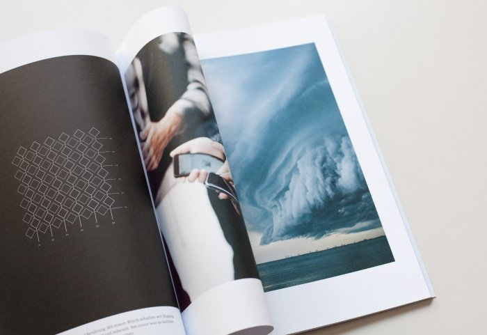 NZZ Mediengruppe Bildkonzept Geschäftsbericht