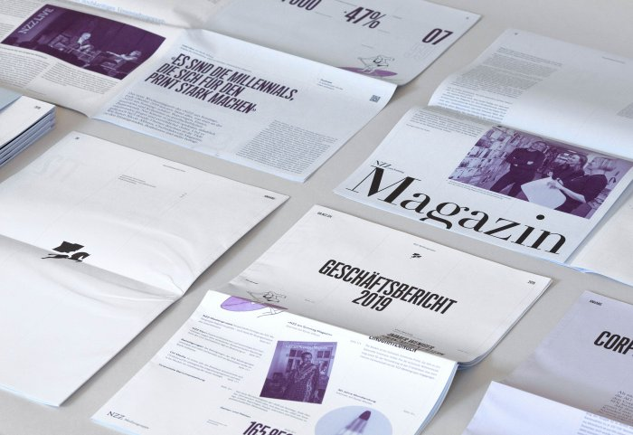 NZZ Mediengruppe Annual Report 2019