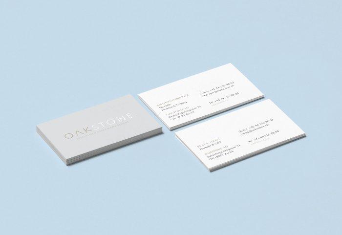 Oakstone Corporate Design