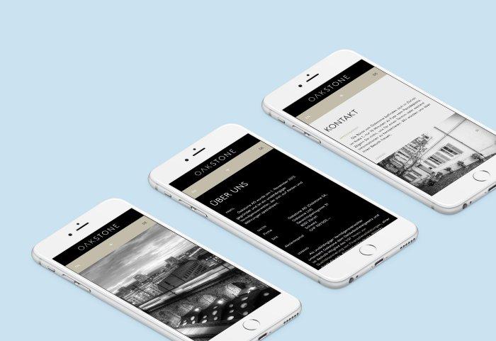 Oakstone Webdesign