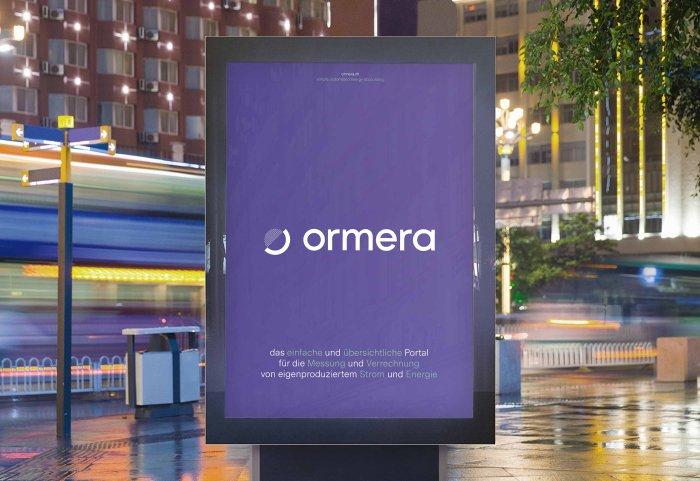 Ormera Branding Logo Noord