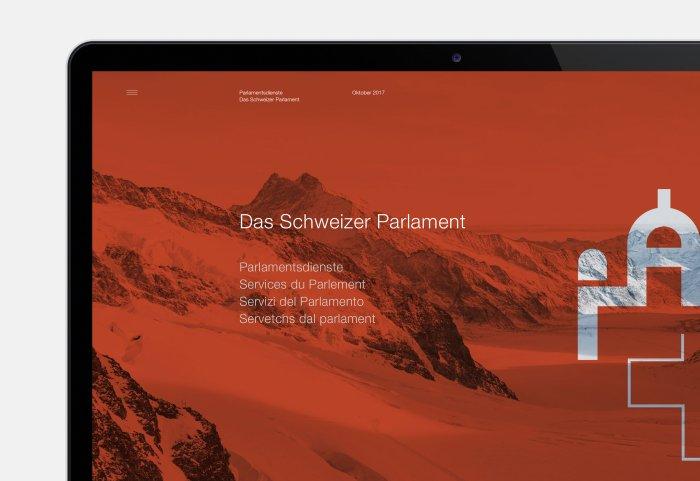 Das Schweizer Parlament – Präsentation