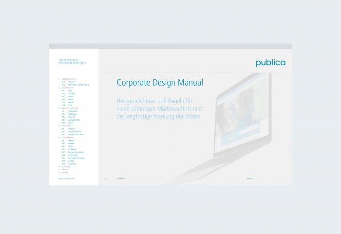 Publica Corporate Design Manual