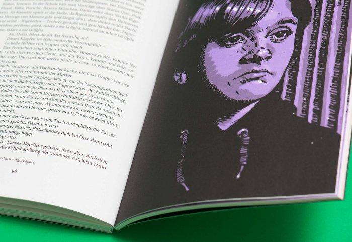 Reportagen Magazin Illustration
