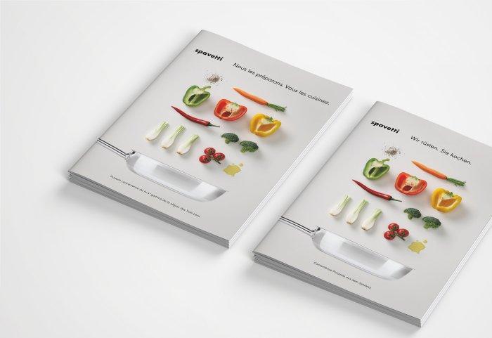 Broschüre Corporate Publishing