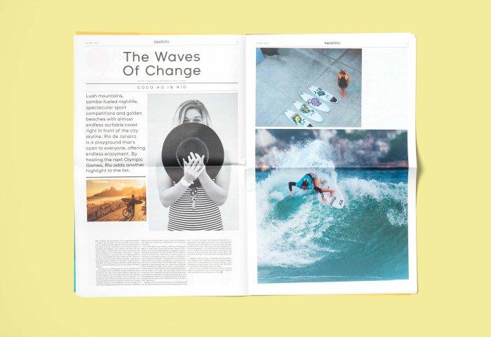 Swatch Group The Swatch Eye Magazine