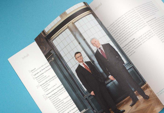 Geschäftsbericht 2007 BKB