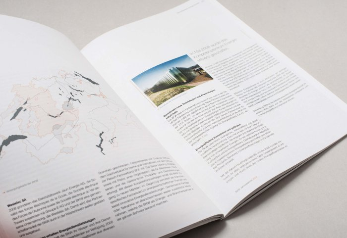 Geschäftsbericht 2008 – 2009 BKW Energie AG NOORD