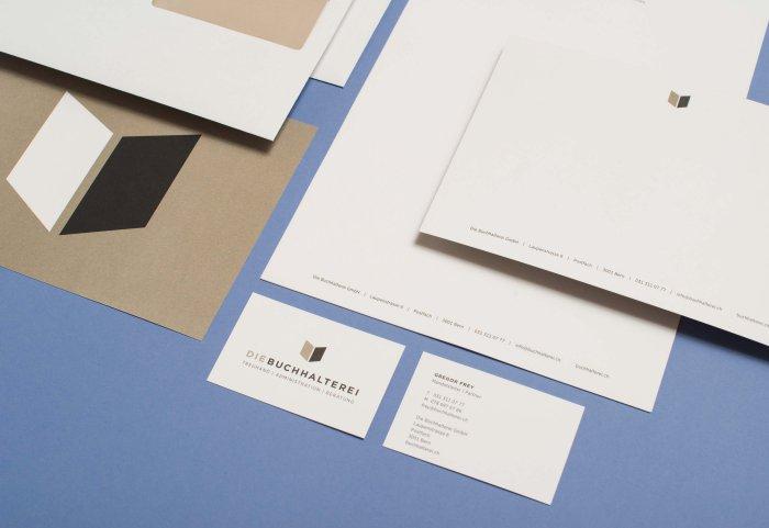 Corporate Design Die Buchalterei NOORD
