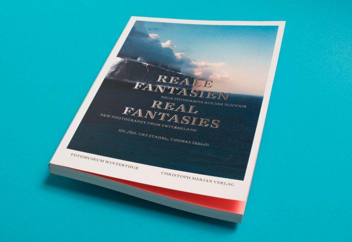 Editorial Design Reale Fantasien Fotomuseum Winterthur