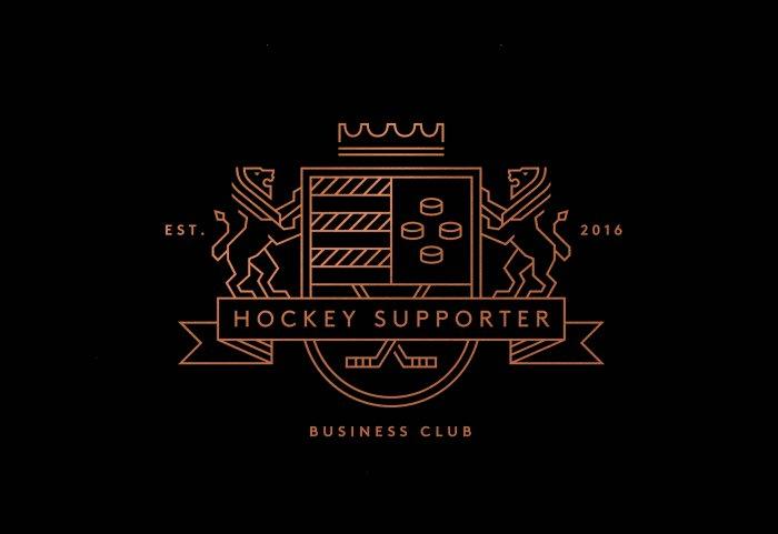 Hockey Supporter Logo