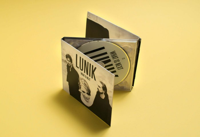 Digipack LUNIK What Is Next