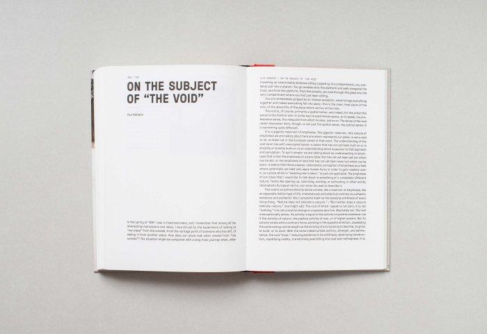 Textseite Die Totale Aufklärung Moskauer Konzeptkunst