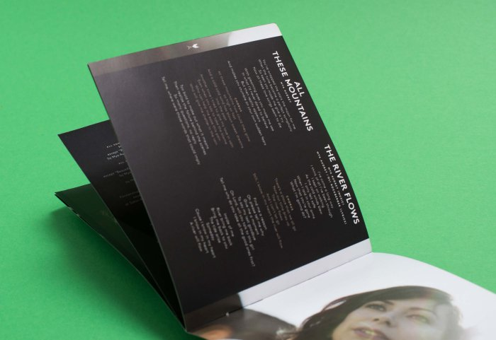Innenseite Booklet MYA AUDREY Wayfaring Trails