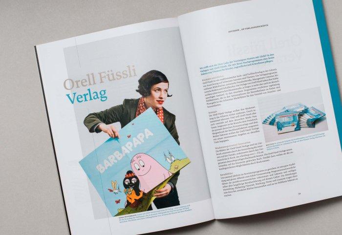Division Verlag Unternehmensportrait ORELL FÜSSLI