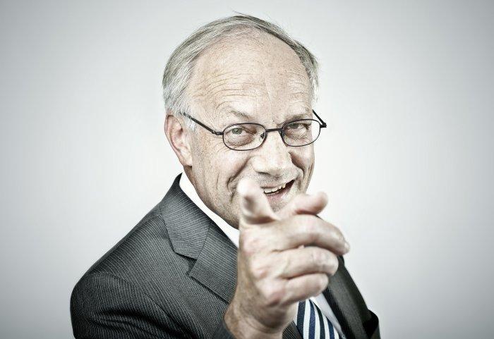Portrait Bundesrat Foto RUBEN WYTTENBACH