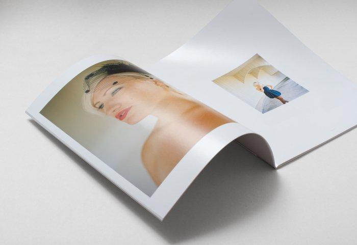 Bildseite Editorial Design RUBEN WYTTENBACH