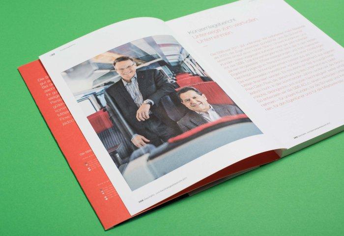 Andreas Meyer Geschäftsbericht 2011 SBB