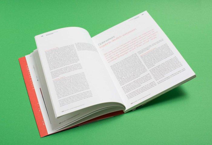 Doppelseite Geschäftsbericht 2011 SBB