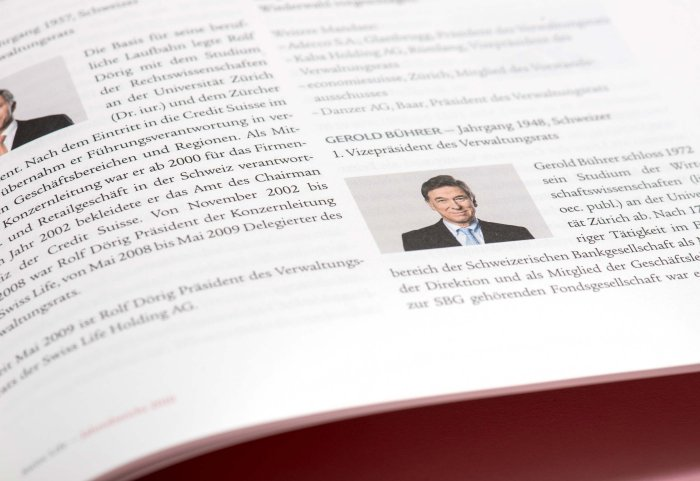 Geschäftsbericht 2010 SWISSLIFE