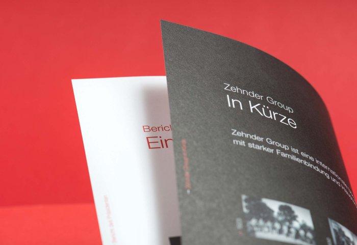 Geschäftsbericht 2010 ZEHNDER