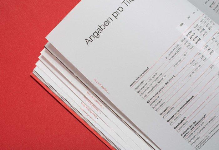 Tabelle Geschäftsbericht 2010 ZEHNDER